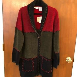 NWT White Stag woman sweater